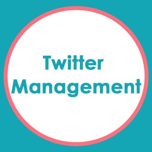 Twitter Management