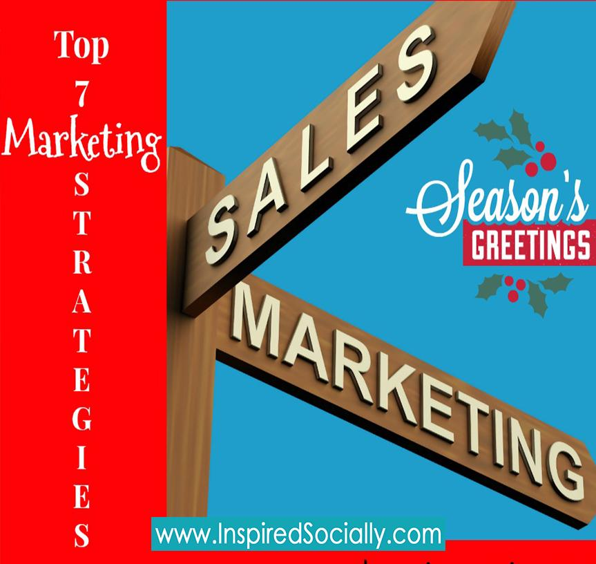 Top 7 Holiday Marketing Strategies