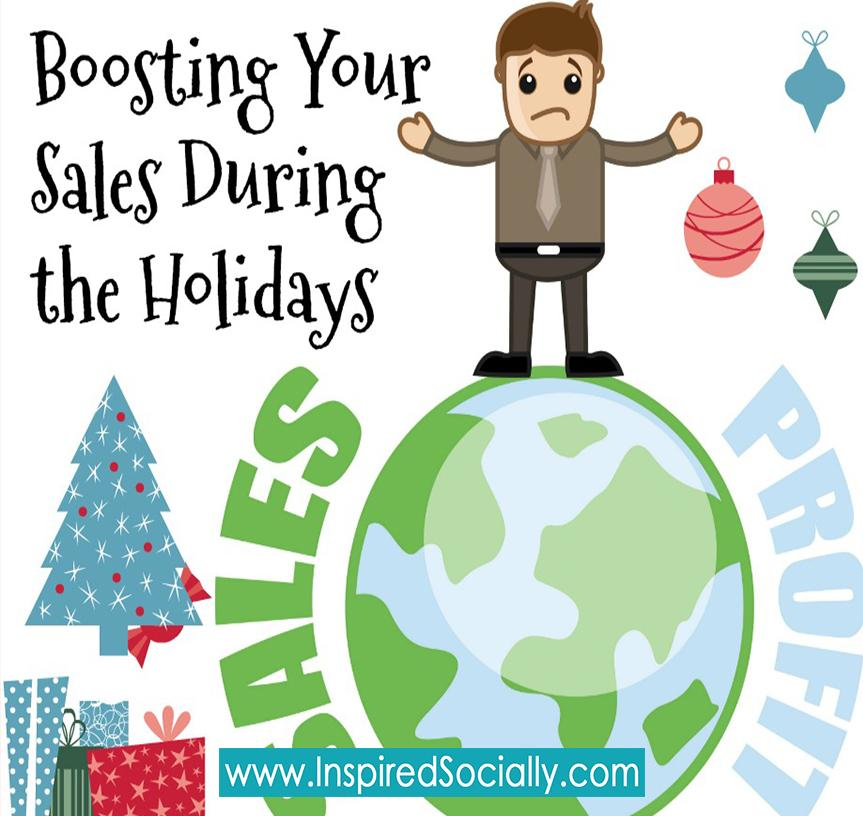 How to Boost your Sales during the Holiday Season