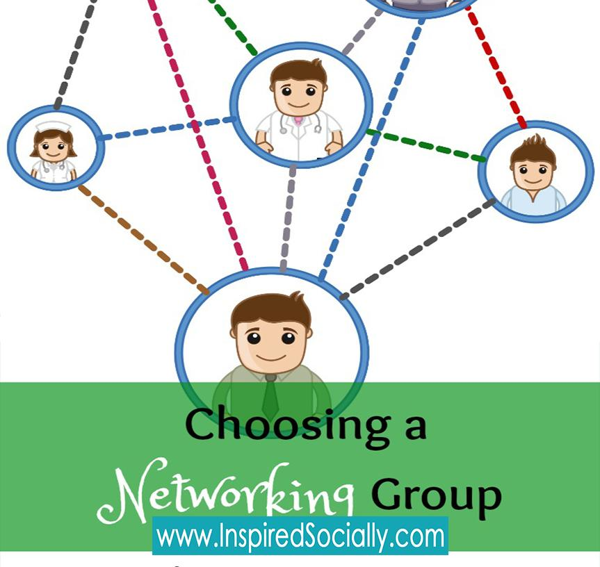 How to Choose a Networking Group That Works for You