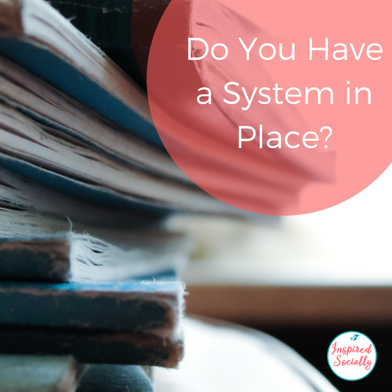 Do You Have Systems In Place?