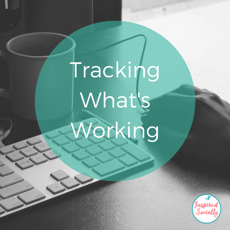 Tracking What's Working